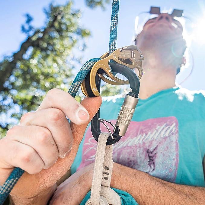 Austrialpin Pescado Dispositivo de Seguridad Escalar