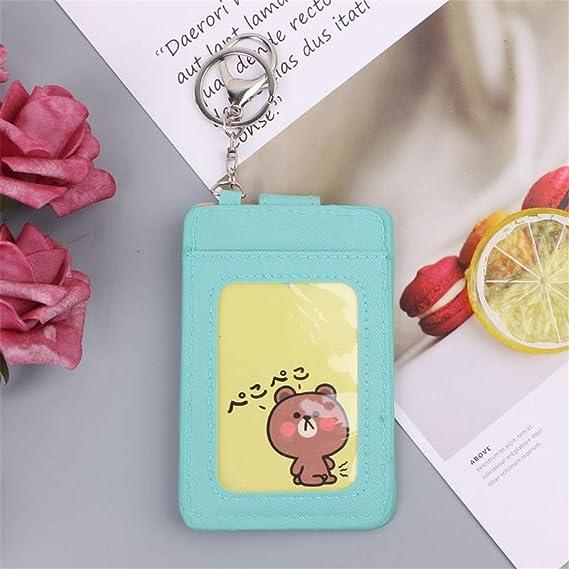 Amazon.com: Fafalisa - Funda de piel para tarjetas de ...