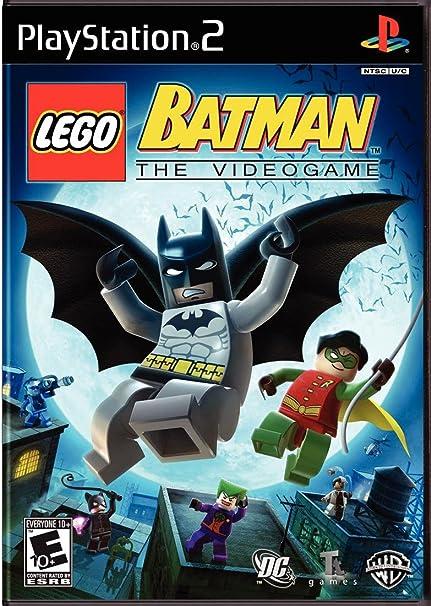 Lego Batman For Ps2 Amazonin Video Games