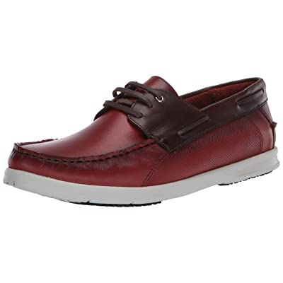 Driver Club USA Men's Made in Brazil Luxury Leather Boat Shoe | Loafers & Slip-Ons