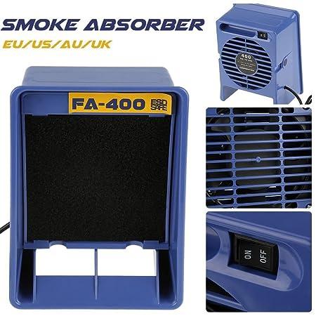 De D'extracteur Anti Ventilateur Statique FuméeAmortisseur wOk80nP