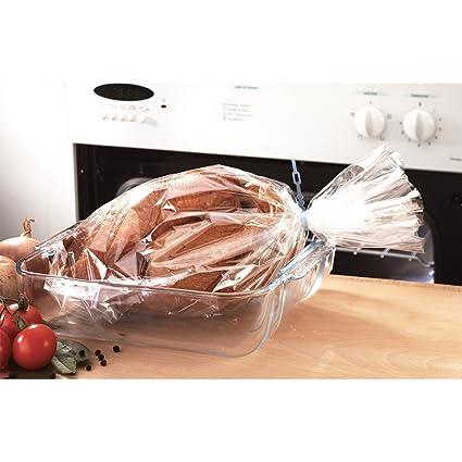 Bolsas para cocinar horno por 50: Amazon.es: Bricolaje y ...