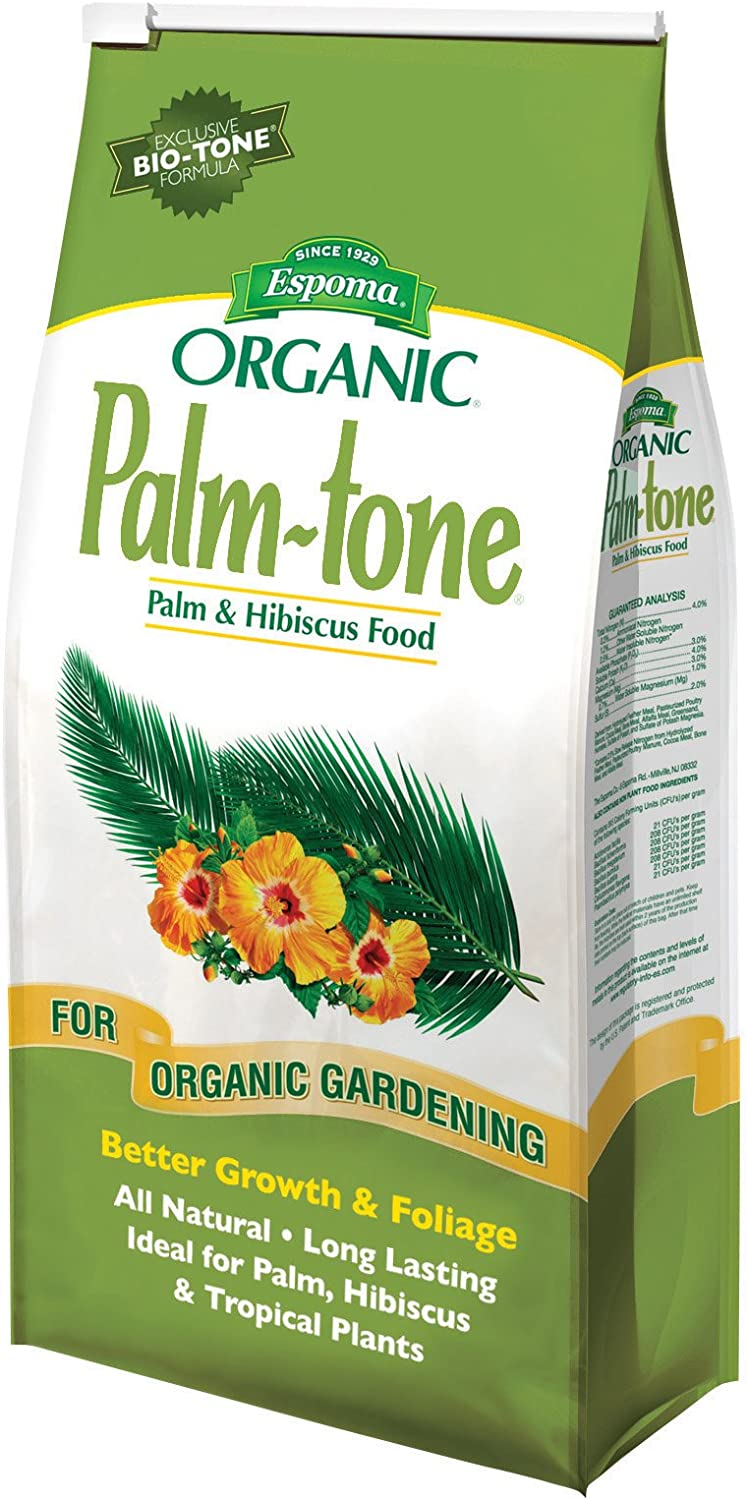 Espoma PM4 4-Pound 4-1-5 Palm-Tone Plant Food