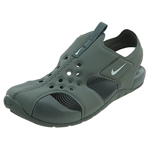 ever popular differently authentic Nike Jungen Sunray Protect 2 (Ps) Sport Sandalen, blau
