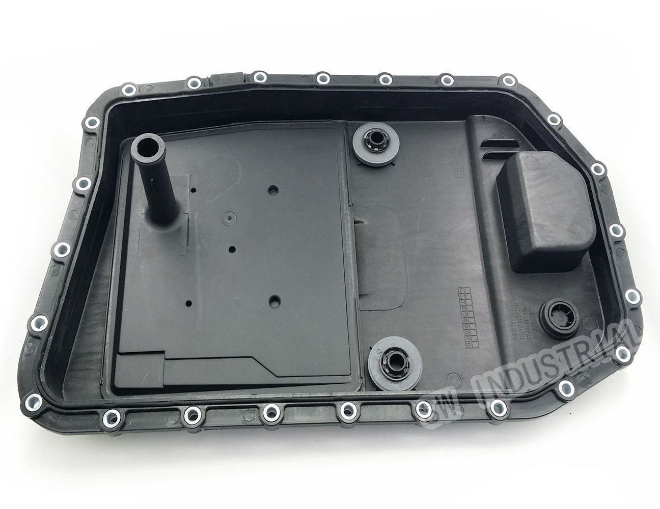 SWI Parts BMW Automatic Transmission Oil Pan + Filter + Gasket + Drain Plug 24152333907/24117571217 SW INDUSTRIAL
