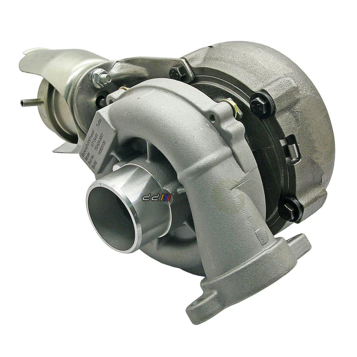 Amazon.com: Turbo Turbocharger For Citroen C2 C3 C4 Picasso C5 DV6TED4 GT1554V 753420-5004: Automotive
