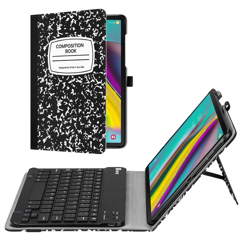 Funda + Teclado Galaxy Tab S5e Fintie [7r96t9cq]