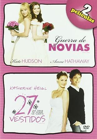 Guerra de novias + 27 vestidos