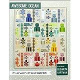 Elizabeth Hartman Awesome Ocean Ptrn Pattern