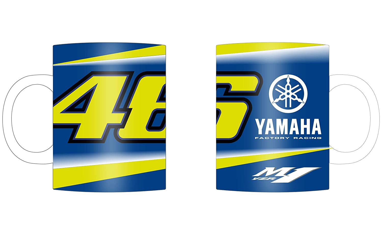 VR46 Tasse en Cé ramique Yamaha M1 Valentino Rossi
