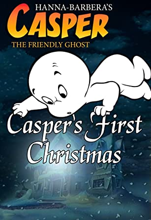 Hanna Barbera Christmas Dvd.Amazon Com Casper S First Christmas Dvd Animated Feature