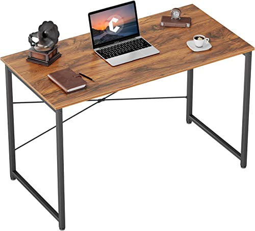 Cubicubi Computer Desk 40″ Home Office Laptop Desk Study Writing Table