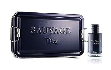 Amazoncom Dior Sauvage Eau De Parfum Miniature Collectors Gift