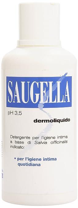 30 opinioni per Saugella- Detergente, Per L'Igiene Intima Quotidiana a base di Salvia