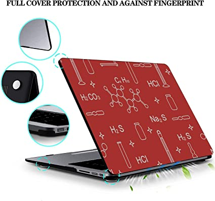 Used to Decorate and Protect Laptop.New Air13 N//D Science Doesn T Care What You Believe Laptop Shell,Made of PVC Material