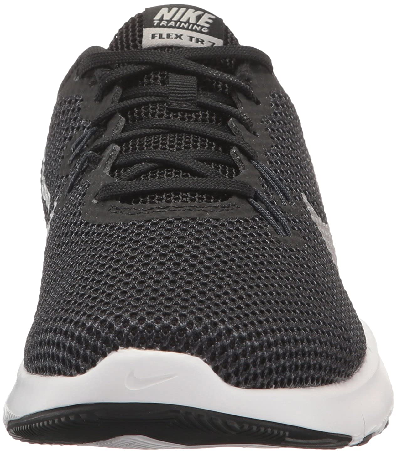 b615c3f6a24aed Nike Women s Flex Trainer 7 Black Training Shoes(898479-001)  Buy Online at  Low Prices in India - Amazon.in