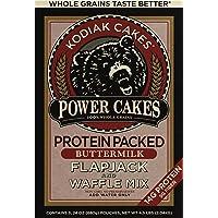 Kodiak Cakes Harina para Hot Cakes - Wafle 2.04 Kilos