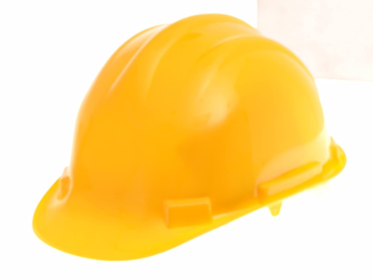 Scan PPESHY Casque de chantier Jaune SCAPPESHY