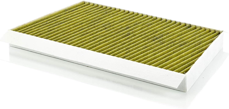 Original Mann Filter Innenraumfilter Fp 3461 Freciousplus Biofunktionaler Pollenfilter Für Pkw Auto