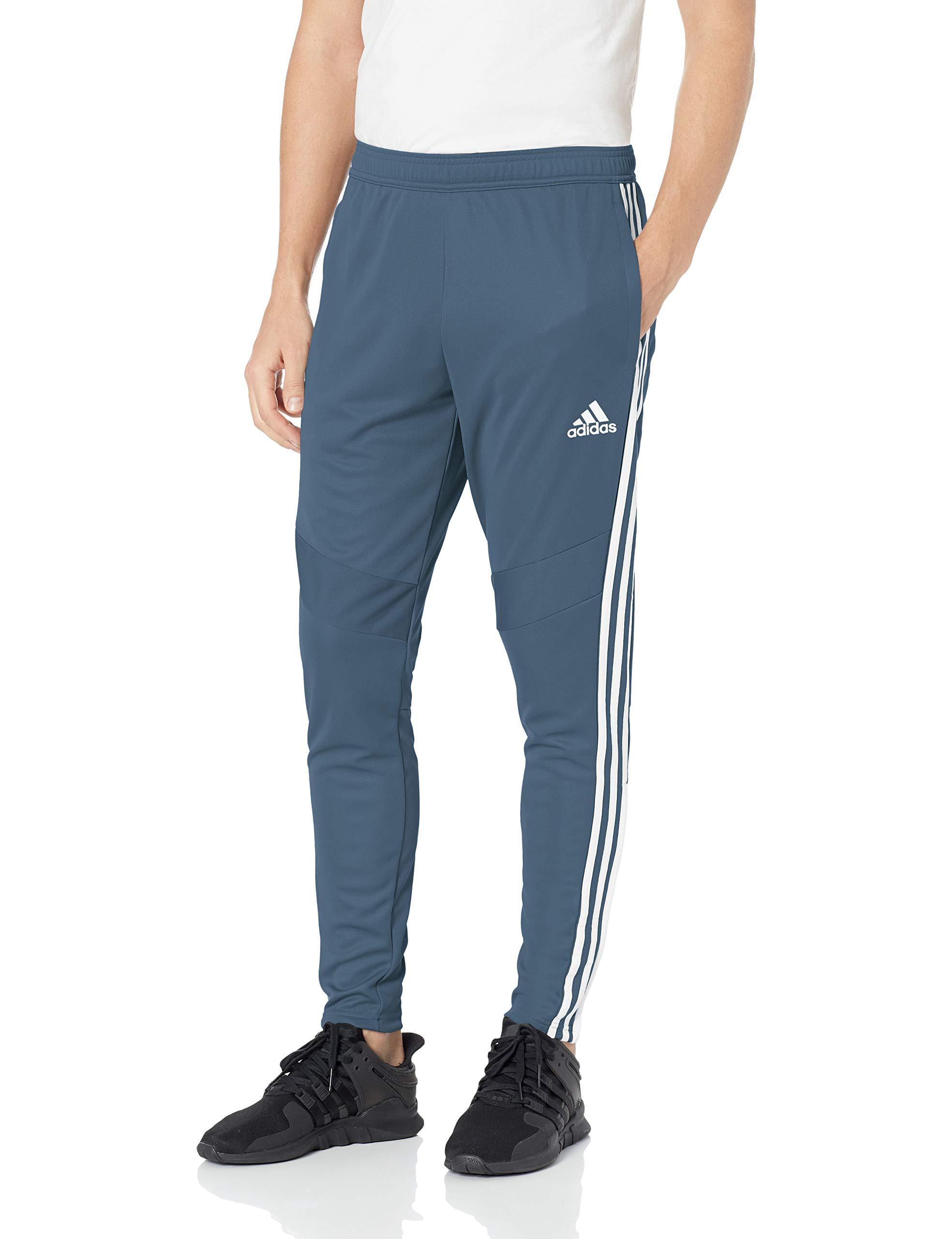 adidas Men's Tiro 19 Pants, Open Blue, X-Small