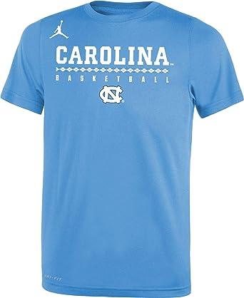 f5c1b9fc98114c Jordan Youth North Carolina Tar Heels Carolina Blue Legend Basketball T- Shirt (S)