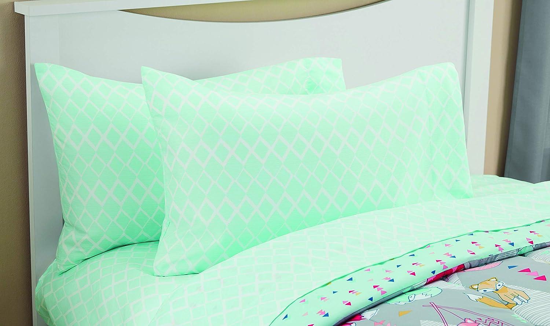 Purple Idea Nuova Fox Bed in A Bag Full