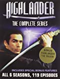 Highlander The Complete Collection