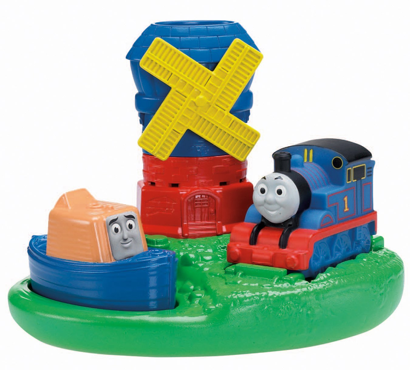Thomas and Friends Island of Sodor Bath Play: Amazon.co.uk: Toys & Games