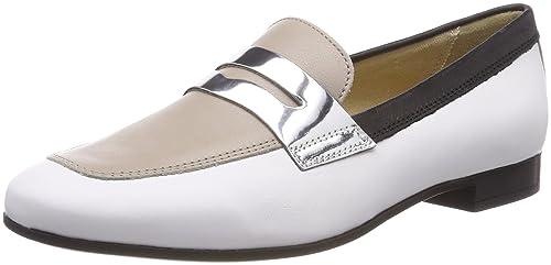Geox D Marlyna B, Mocasines para Mujer: Amazon.es: Zapatos y complementos