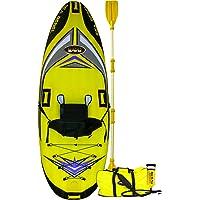 Rave Sea Rebel Inflatable Kayak 2011
