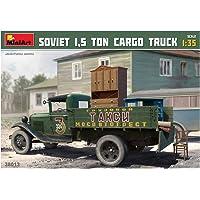 MiniArt- Maqueta Soviet 1.5 Ton Cargo Truck. (38013)
