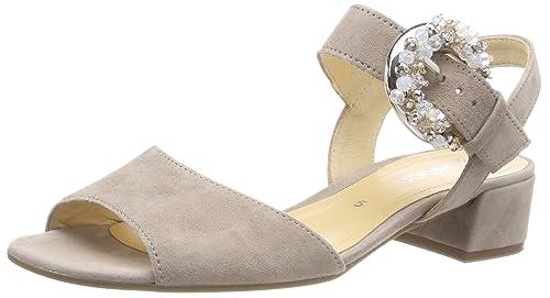 Fashion Cinturino Sandali Donna it Caviglia alla Amazon con Gabor 4dzxnZTWqq
