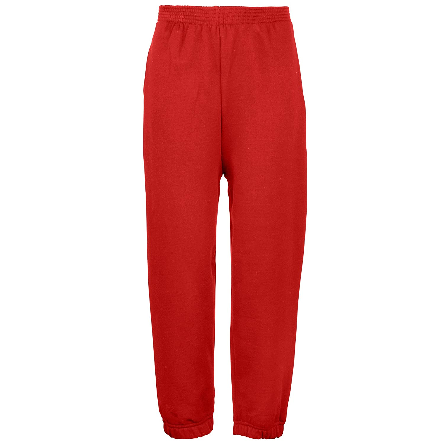 Maddins Kids Unisex Coloursure Jogging Pants/Jog Bottoms/Schoolwear