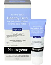 Neutrogena Anti Wrinkle Face Night Cream, Healthy Skin Retinol Face Cream, 40 mL(Packaging may vary)