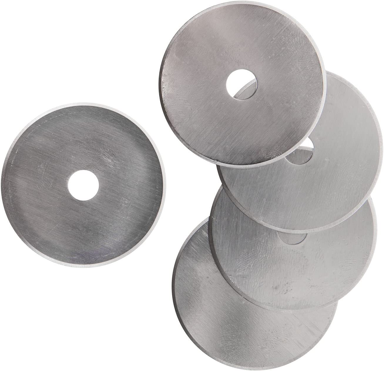 Sew Great 45mm Rotary Cutter Blades (5 Pack)