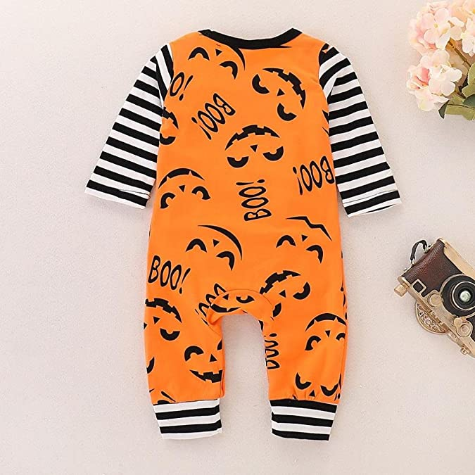1329026942be 3pc My First Halloween Costumes Newborn Toddler Infant Baby Girl Boy ...