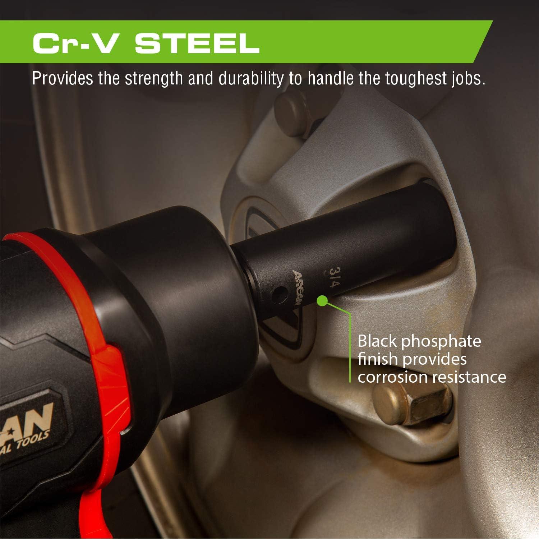 ALMINI Arcan 200-Lumens Mini Rechargeable Swivel Flashlight