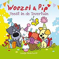Feest in de tovertuin (Woezel & Pip)