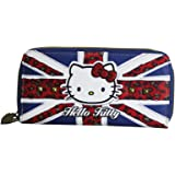 Hello Kitty England Damen Geldtasche Geldbörsen Geldbeutel Cluth Pochette