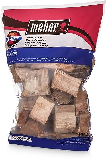 B /& B Charcoal 00131 Wood Smoking Chunks 549 Cubic Inch