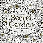 Secret Garden 2016 Wall Calendar: An...