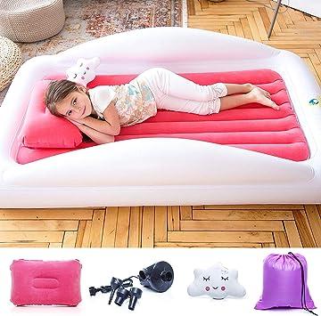 Amazon.com: Sleepah - Colchón hinchable de viaje para niños ...