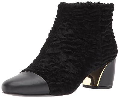 Nine West Nine West WoMen Joannie Ankle Boot Black Fabric Online Store