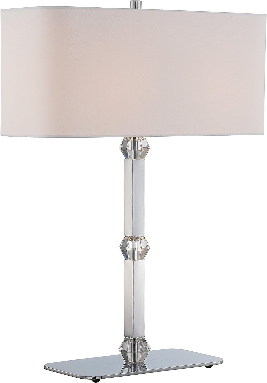 Lite Source LS-22628 Cairo Table Lamp 7.5 x 17 x 23.5