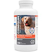 Cosequin Maximum Strength Joint Supplement Plus MSM - with Glucosamine and Chondroitin - for Dogs of All Sizes