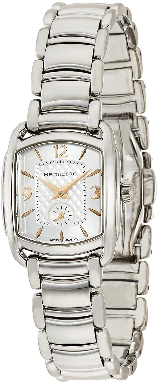 [ハミルトン]HAMILTON 腕時計 Bagley(バグリー) ブレス H12351155 レディース 【正規輸入品】 B00M737R54