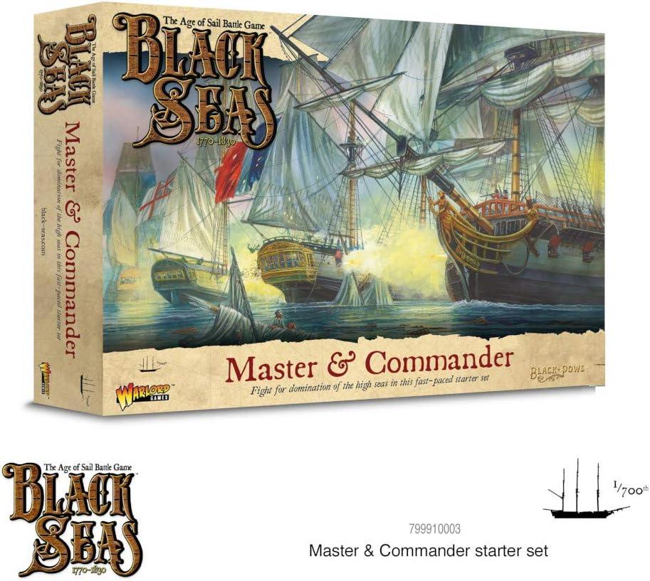 Master /& Commander Starter Set w//Sea Wolf