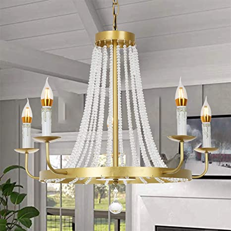 """3 pcs Lighting Chandelier Lamp 3 Link Hook Chains /& Ring 22/"""" Wrought Iron"""