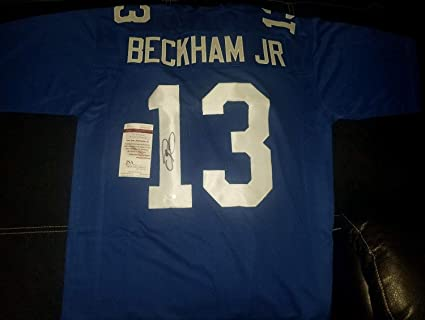 new product acd33 db77f New York Giants Star Pro Bowl Wr Odell Beckham Jr ...