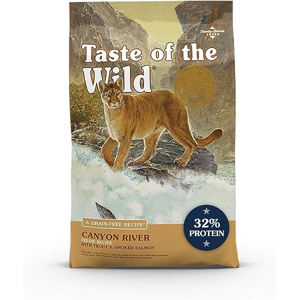 taste of wild kattmat